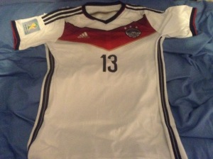 2014 home shirt - front