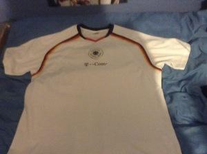 first training shirt