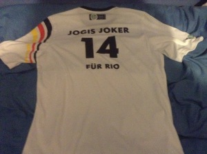 Jogis jokers - back
