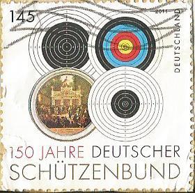 German stamp1