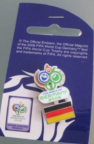 FIFA World Cup WM 2006 Pin - Deutschland