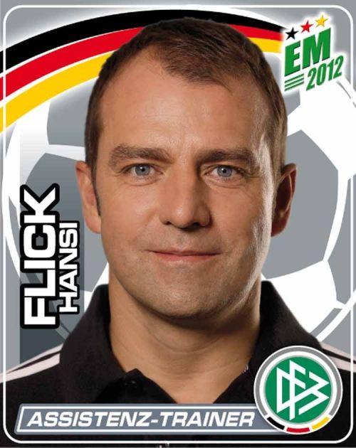 Hansi Flick - Europameisterschaft 2012