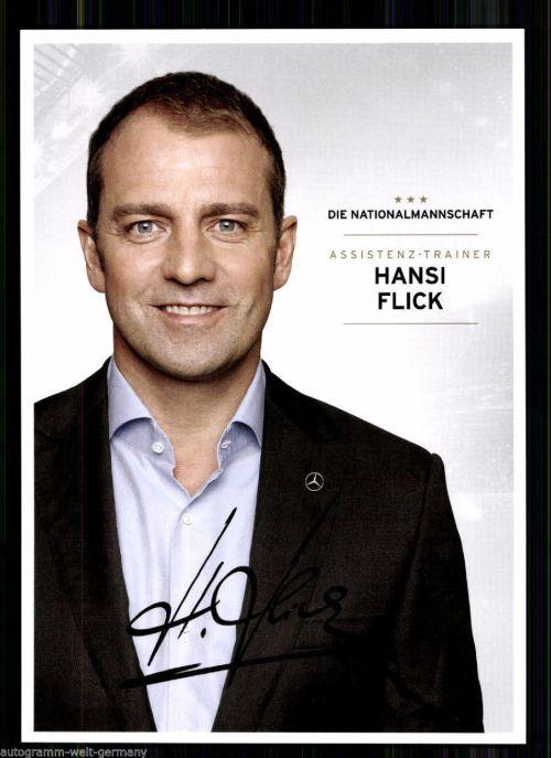 Hansi Flick - DFB AK 2014
