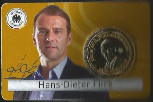 Hansi Flick coin 1