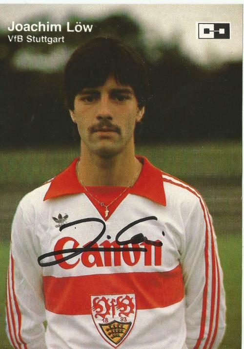 Joachim Löw - VfB Stuttgart 1