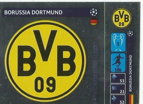 BVB Dortmund badge - CL 2014-15