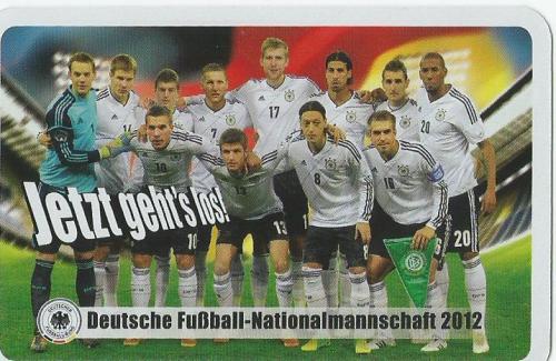 Deutsche Fußball-Nationalmannschaft 2012
