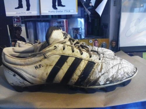 Hansi Flick's boots 1