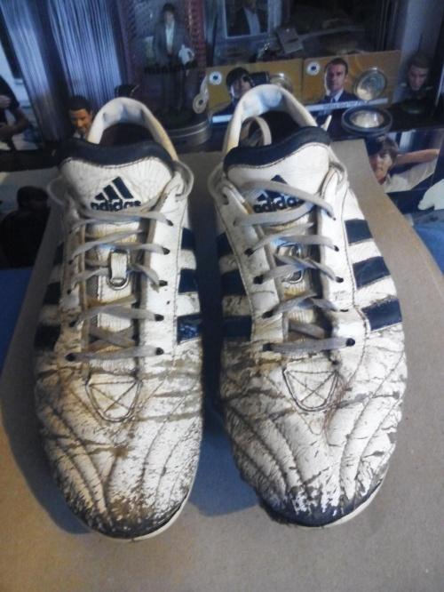 Hansi Flick's boots 2