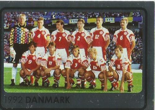 Danmark 1992 winners - EM 2008