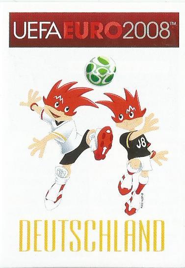 Deutschland badge - EM 2008