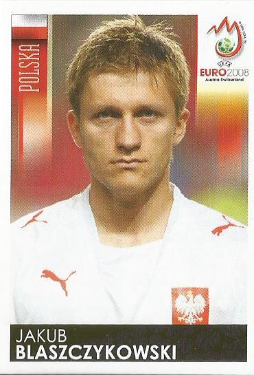 Jakub Blaszczykowski - Poland - EM 2008