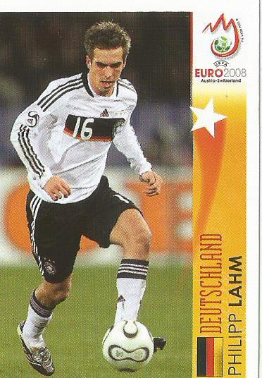 Philipp Lahm  - Deustschland - in action - EM 2008