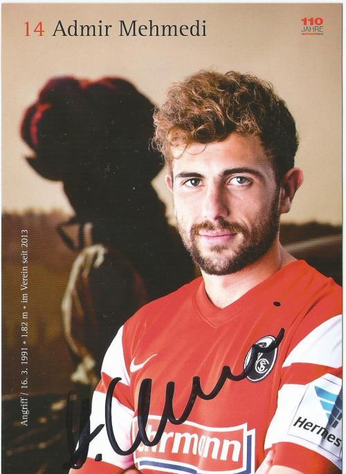 Admir Mehmedi - SC Freiburg 2014-15