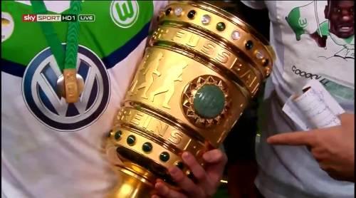 Andre Schürrle - Pokal 1