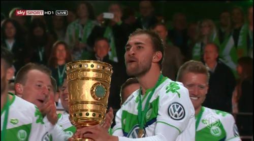 Bas Dost - Pokal 1