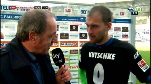 Bas Dost - post match interview - SCP v VfL