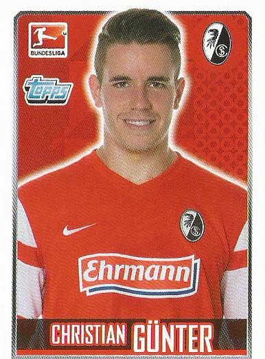 Christian Günter - SC Freiburg