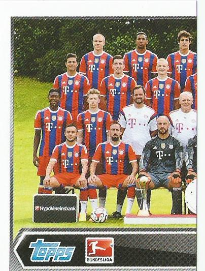 FC Bayern München - Mannschaft 1