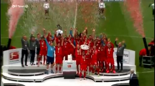 FCB celebrations 2