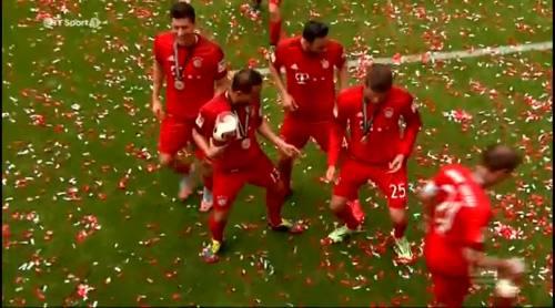 FCB celebrations 3