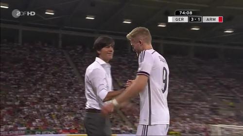 Germany v Armenia - Joachim Löw 10