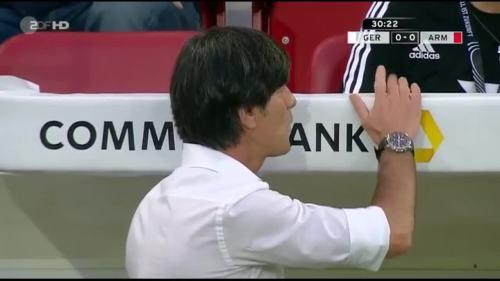 Germany v Armenia - Joachim Löw 2