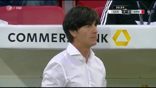 Germany v Armenia - Joachim Löw 3
