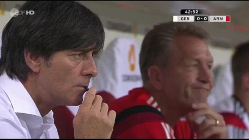 Germany v Armenia - Joachim Löw 4