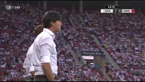 Germany v Armenia - Joachim Löw 5