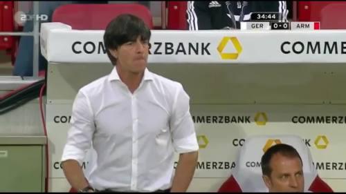 Germany v Armenia - Joachim Löw & Hansi Flick 8