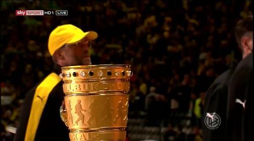 Jürgen Klopp - Pokal