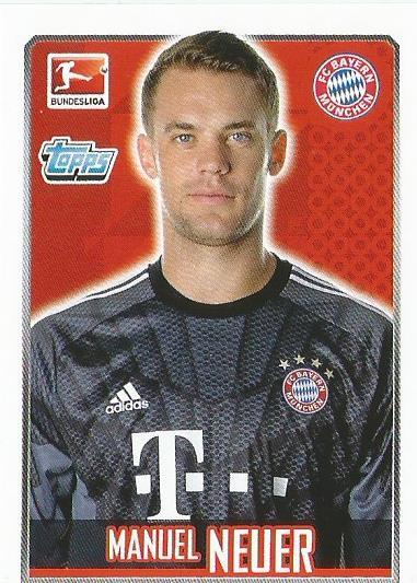 Manuel Neuer - FC Bayern München