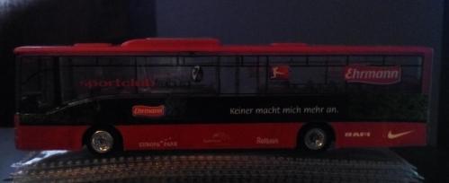SC Freiburg Bus