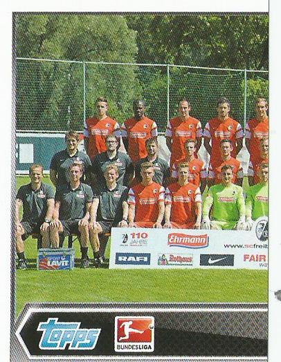 SC Freiburg - Mannschaft 1