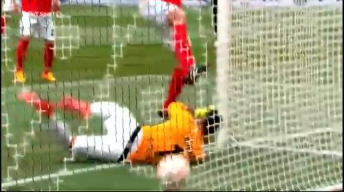 Second goal - H96 v SCF 13
