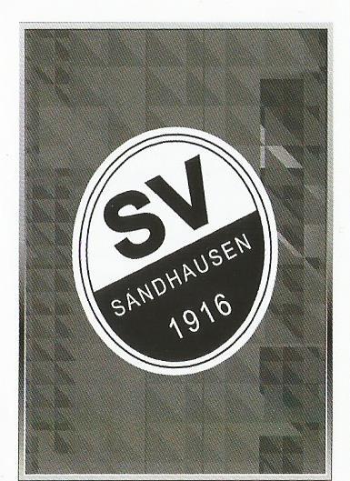 SV Sandhausen badge