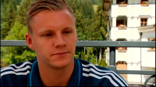 Bernd Leno - interview 1