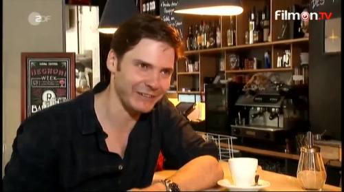 Daniel Brühl - Champions League Finale 2015 - pre-match show 3