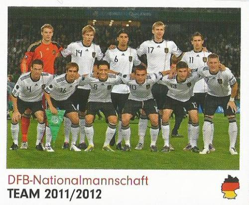 DFB-Nationalmannschaft - Team 2011-12