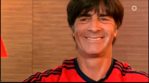 Germany v USA – pre-match show – Joachim Löw 3
