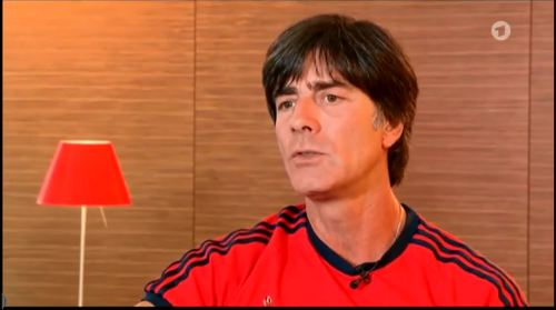 Germany v USA – pre-match show – Joachim Löw 5