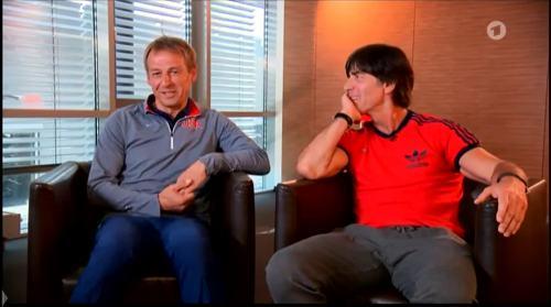 Germany v USA – pre-match show – Joachim Löw & Jürgen Klinsmann 10