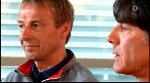 Germany v USA – pre-match show – Joachim Löw & Jürgen Klinsmann 2
