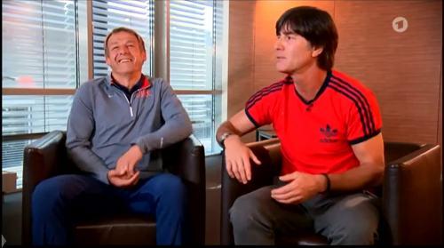 Germany v USA – pre-match show – Joachim Löw & Jürgen Klinsmann 4
