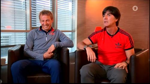 Germany v USA – pre-match show – Joachim Löw & Jürgen Klinsmann 5