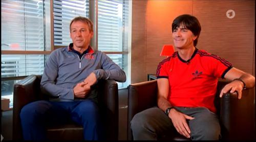 Germany v USA – pre-match show – Joachim Löw & Jürgen Klinsmann 7
