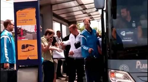 Hansi Flick - arrival in Olomouc 4