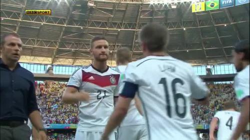 Hansi Flick – Germany v Ghana 1