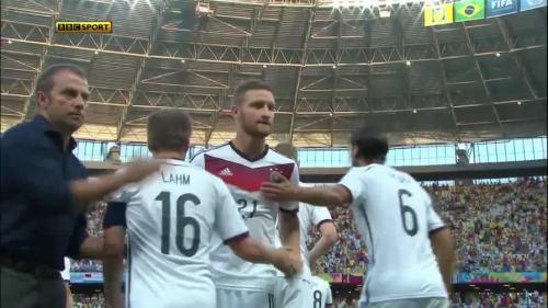 Hansi Flick – Germany v Ghana 2